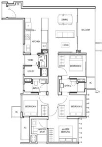 midwood-4-bedroom-floor-plan-4a-singapore